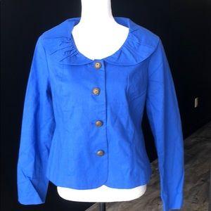 Chadwick's blazer jacket top brand new